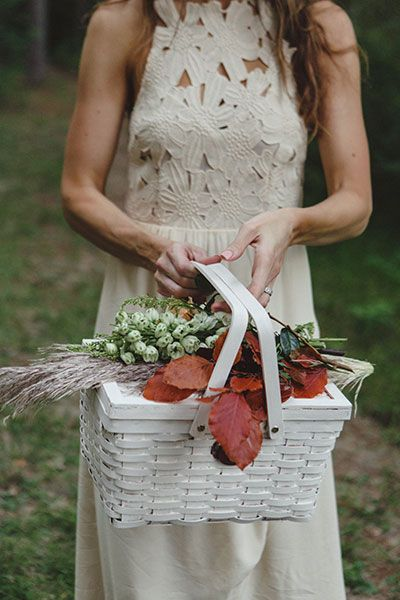 Lanson B. Jones Floral + Events | Megan Chandler floral designer | #macfloraldesigns | Brooke Schwab Photography | foraging