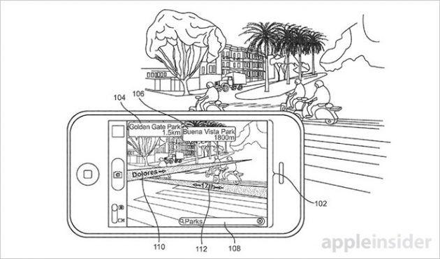 Mappe con realtà aumentata ecco il nuovo brevetto Apple