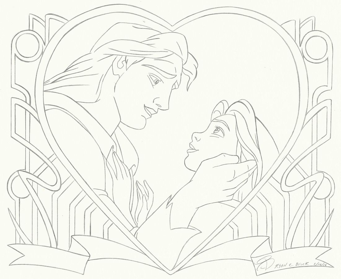 Pin By Caitlin Marie On Disney Coloring Pages