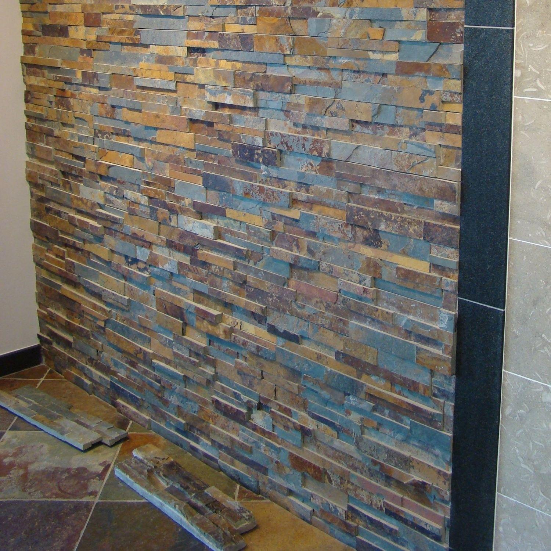 Mur Parement Interieur Ardoise mur en pierre interieur leroy merlin maison design apsip