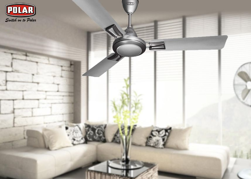 Ceiling Fans Consume Enough Power Than Light Bulbs If Not Chosen