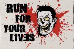 My goal: Run For Your Lives 5K obstacle course - 6/23/12