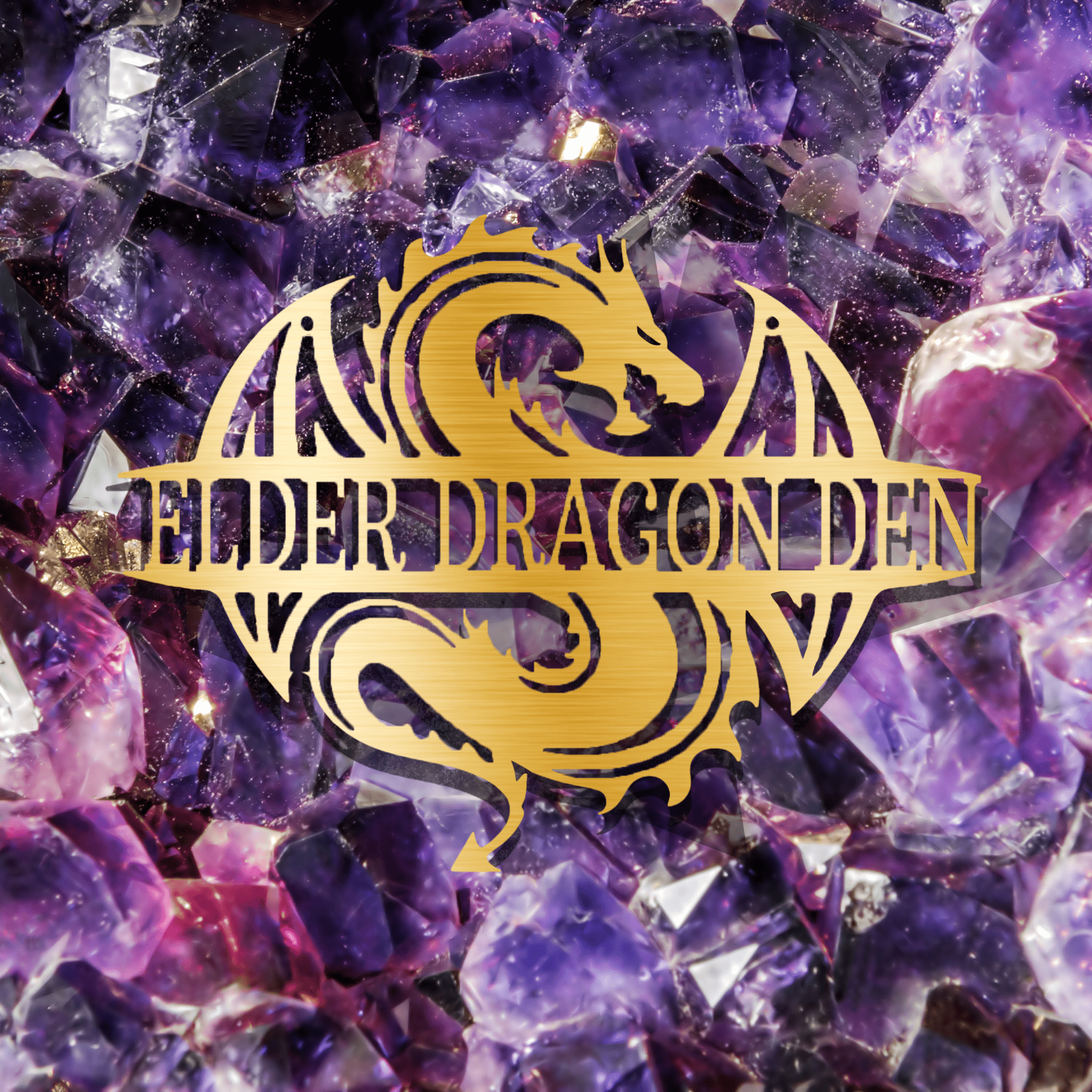 Photo of Decorative Dragon Age Wall Art – Gold / 30