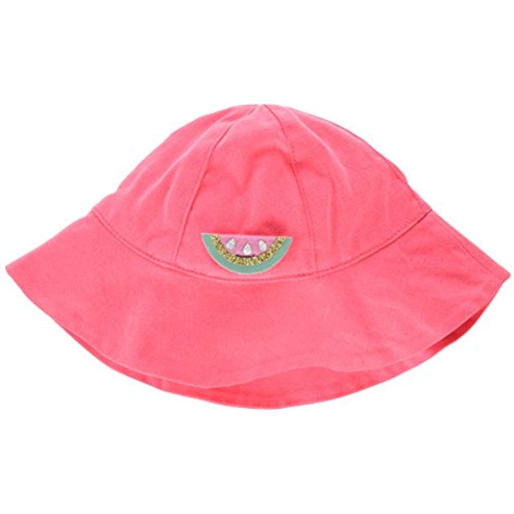 19af50ecec643 Billieblush Bucket Hat Bonnet Bébé Fille  bébé  bébé-jou  bébérexha   bébéconfort