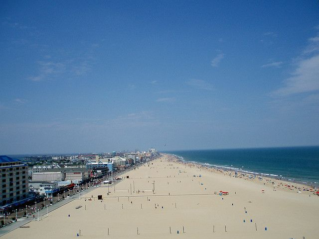 Ocean City, Maryland by TerryMcT, via Flickr