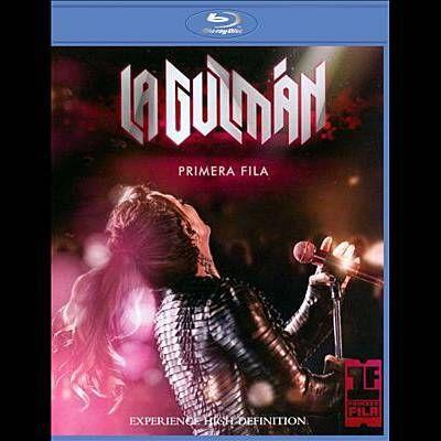 Yo Te Esperaba Primera Fila By Alejandra Guzmán Alejandra Guzmán Dvd Blu Ray Discs