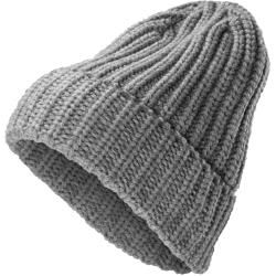 Photo of Fee Graues Grobstrick Montagna Beanie