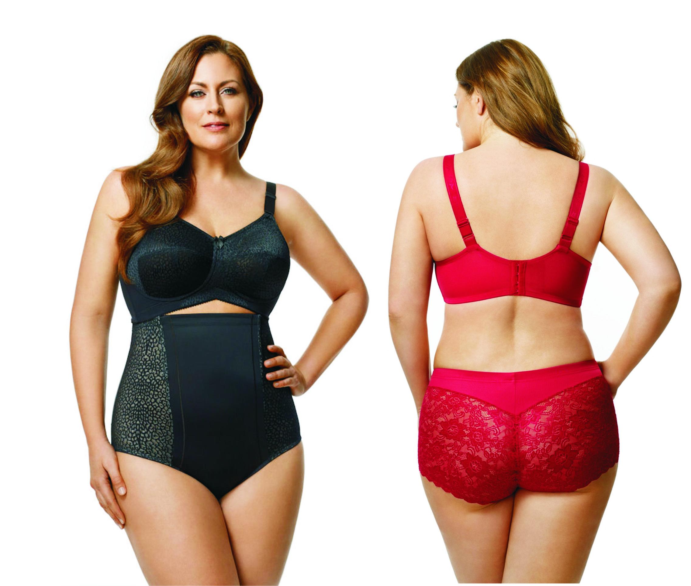 Full figured plus size women