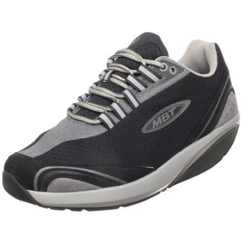 MBT Women's Mahuta Walking Shoe,Black