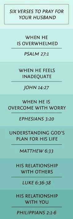 Pin by Nicole O'Keefe on Prayer | Praying for your husband