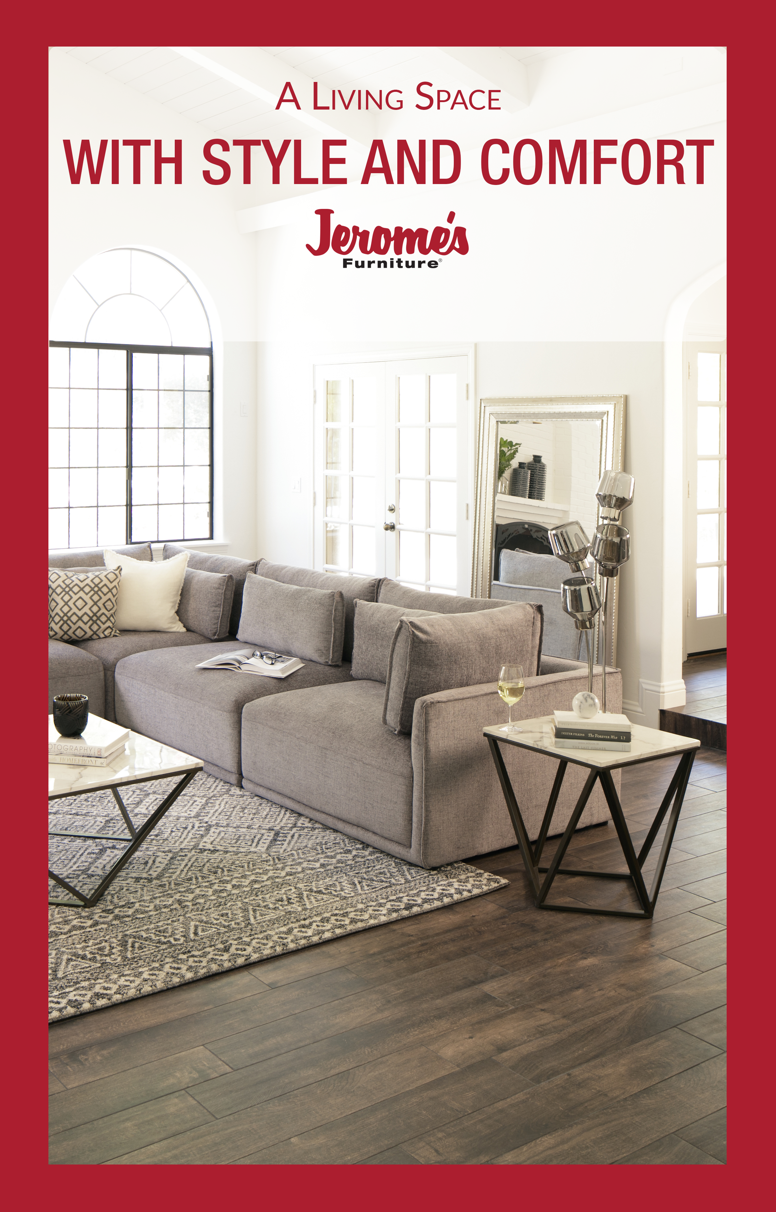 A Living Space Can Be Both Stylish And Comfortable Affordable