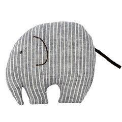 "Stofftier ""Elefant"", grau-weiß (wieder da!)"