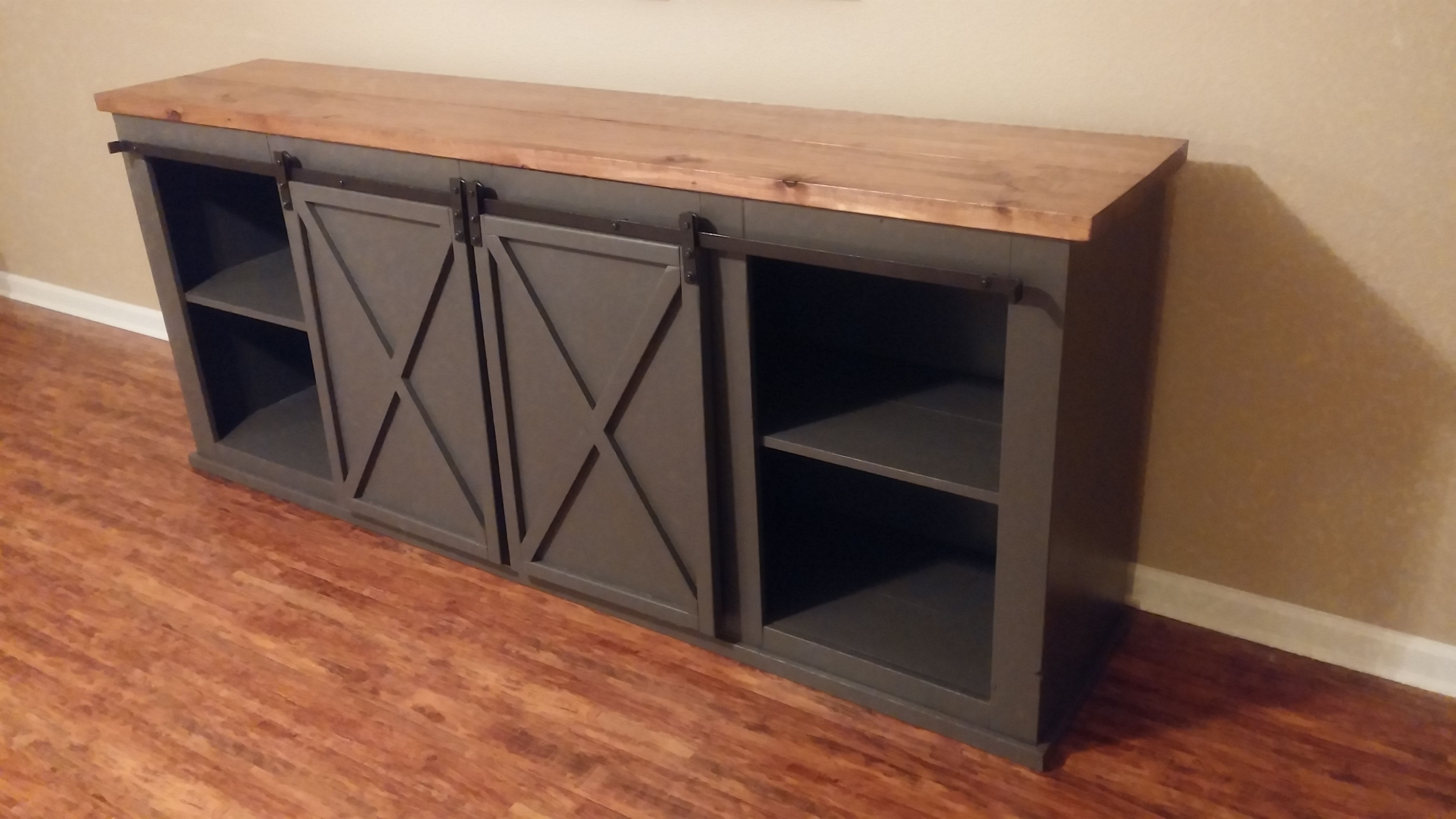 Grandy tv stand do it yourself home projects from ana white grandy tv stand do it yourself home projects from ana white solutioingenieria Image collections