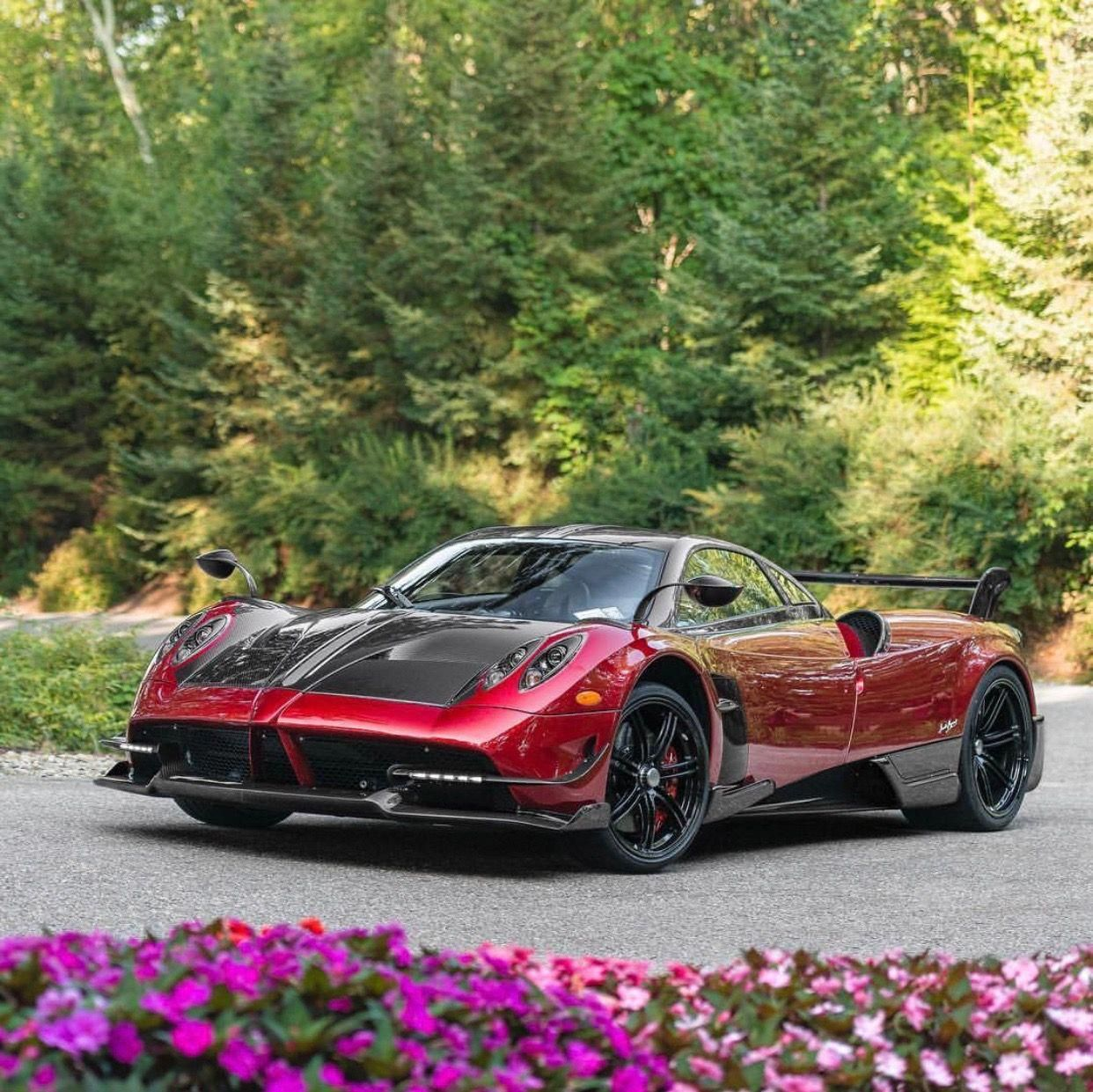 The Pagani Huayra (With Images)