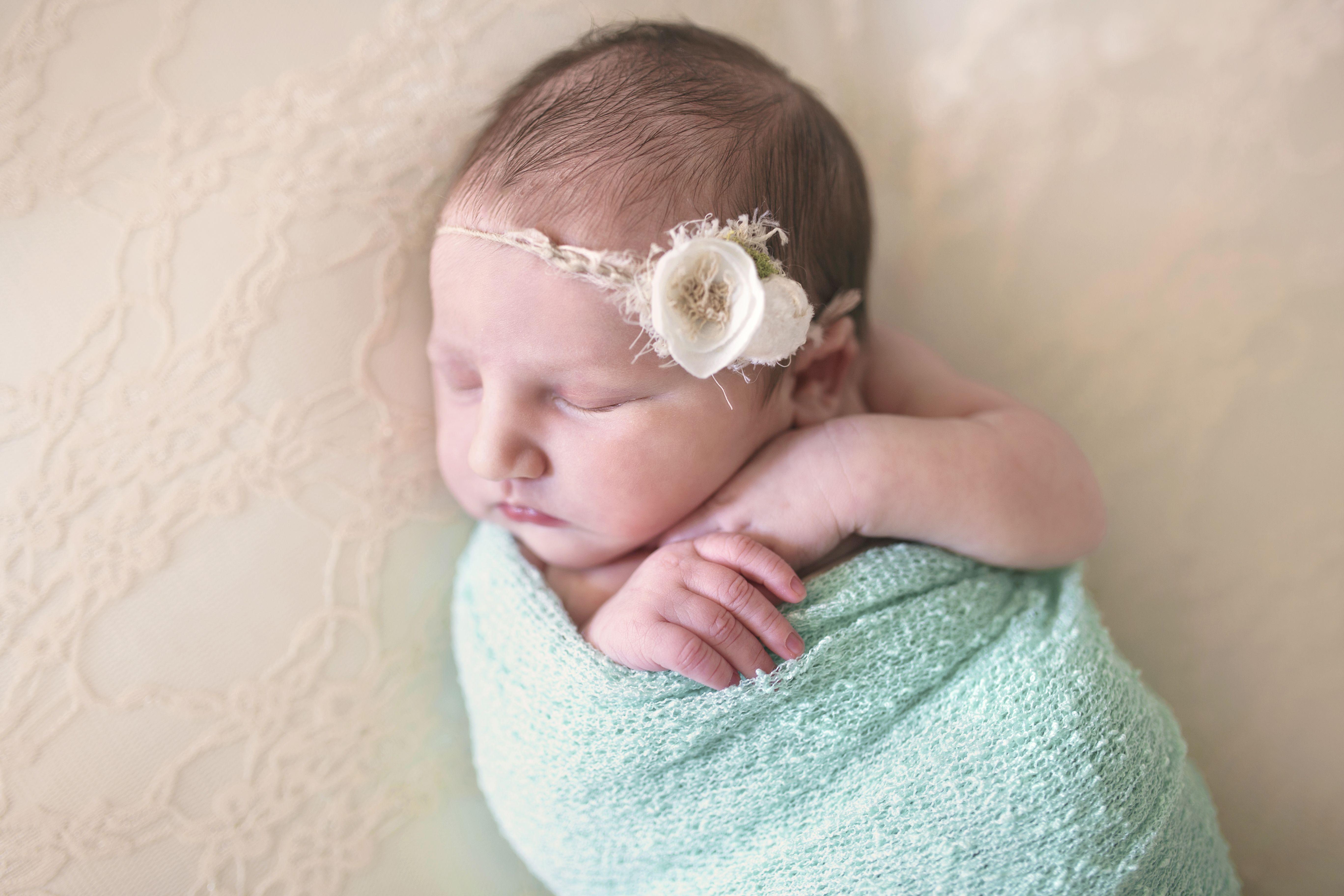 Landrie   Newborn Session