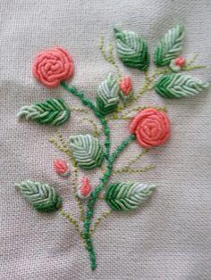 Bullion Stitch Embroidery : bullion, stitch, embroidery, Pedro, Braite, Brezilya, Nakışı, Brazilian, Embroidery,, Embroidery, Patterns