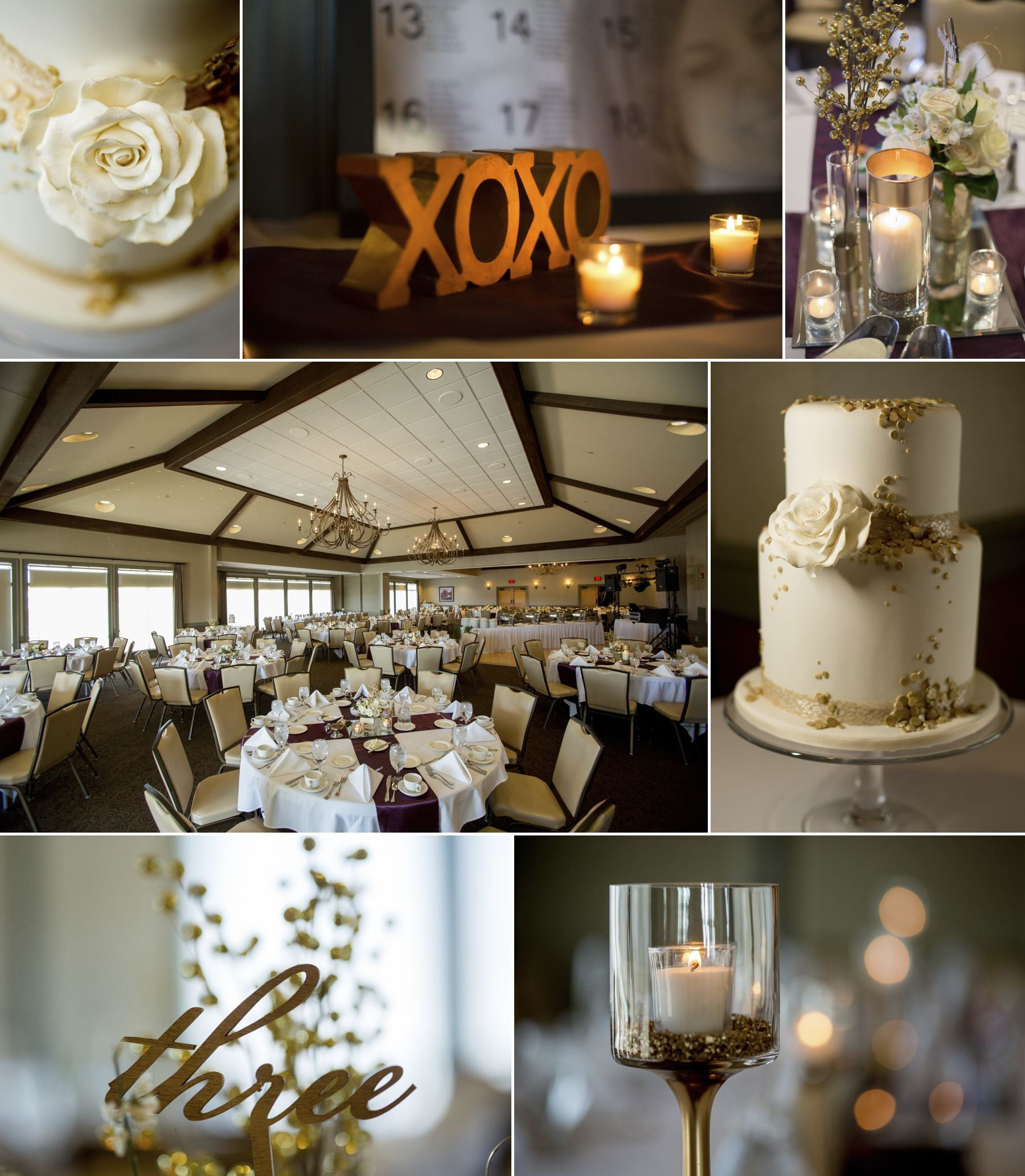 Stonewater country club wedding in grand rapids mi photo by