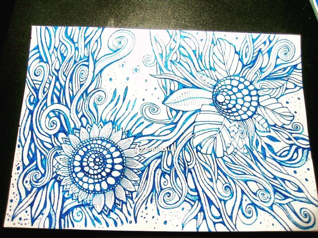 zentangle #art #drawing #doodle #zendoodle #mandala #draw #creative ...