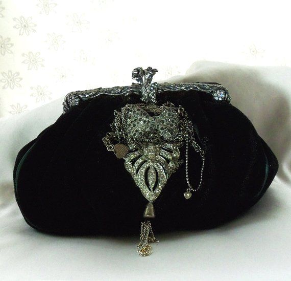 Vintage clutch from the 20's