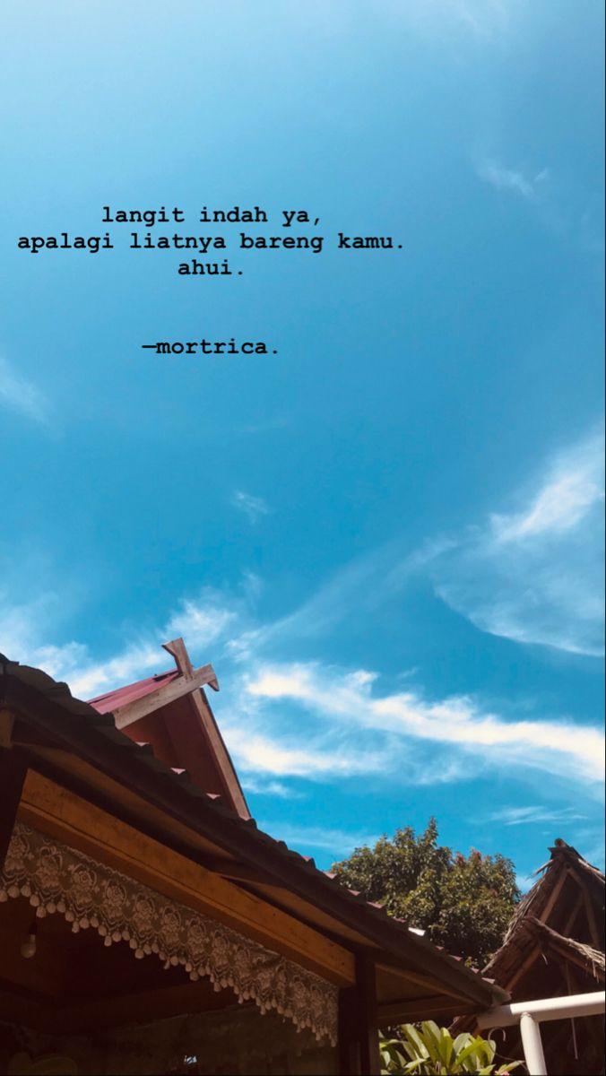 Quotes Cinta Kutipan Langit Kata Kata Kutipan