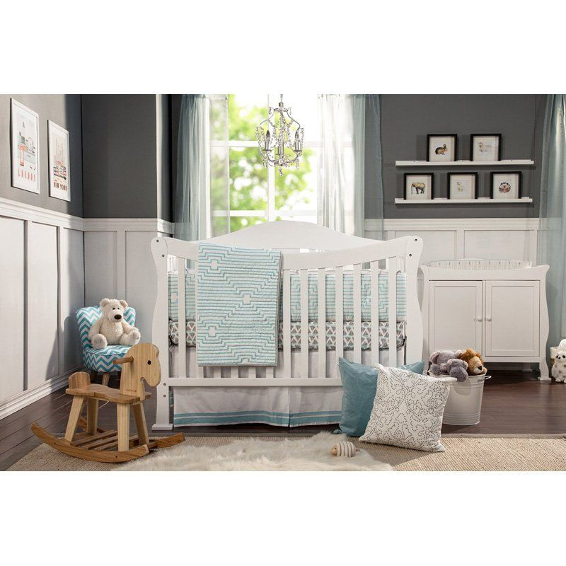 Have to have it. DaVinci Parker 4-in-1 Convertible Crib Collection - $259 @hayneedle