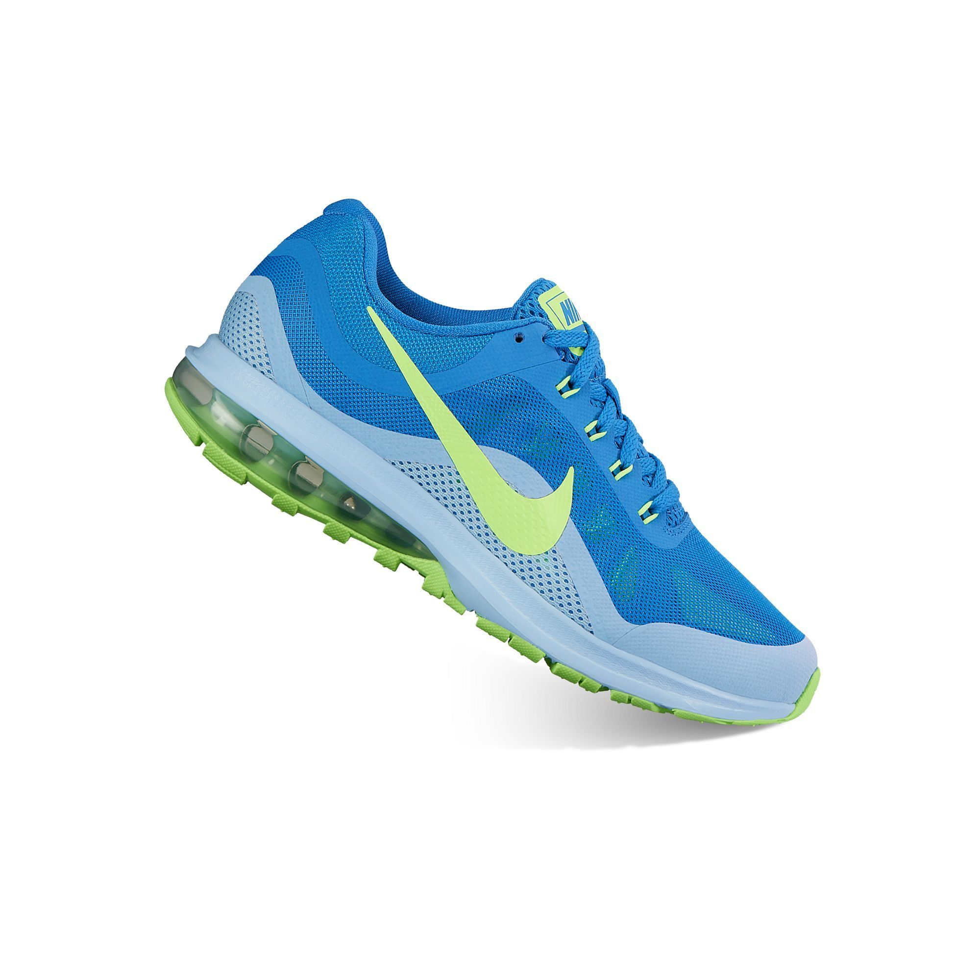 edfe7f4b61 Nike Air Max Dynasty 2 Women's Running Shoes, Size: 9, Blue