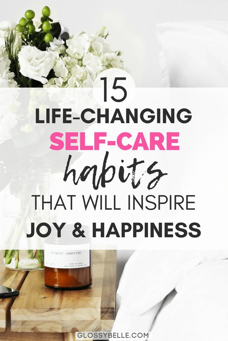 Photo of 15 Selbstpflegegewohnheiten, die Freude und Glück in Ihrem Leben inspirieren – Glossy Belle