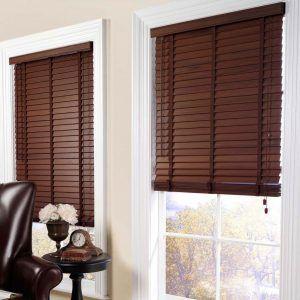 Hang Blinds Inside Or Outside Window Frame Wooden Window Blinds Curtains With Blinds Blinds Design