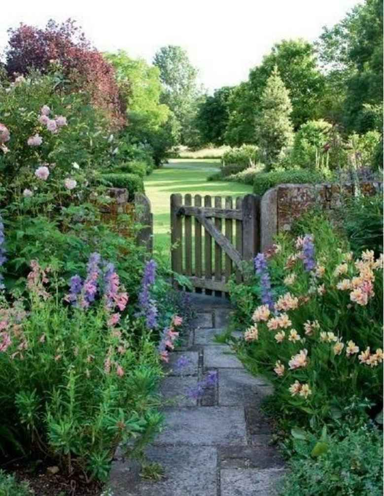 95 Beautiful Front Yard Cottage Garden Landscaping Ideas  95 Beautiful Front Yard Cottage Garden Landscaping Ideas