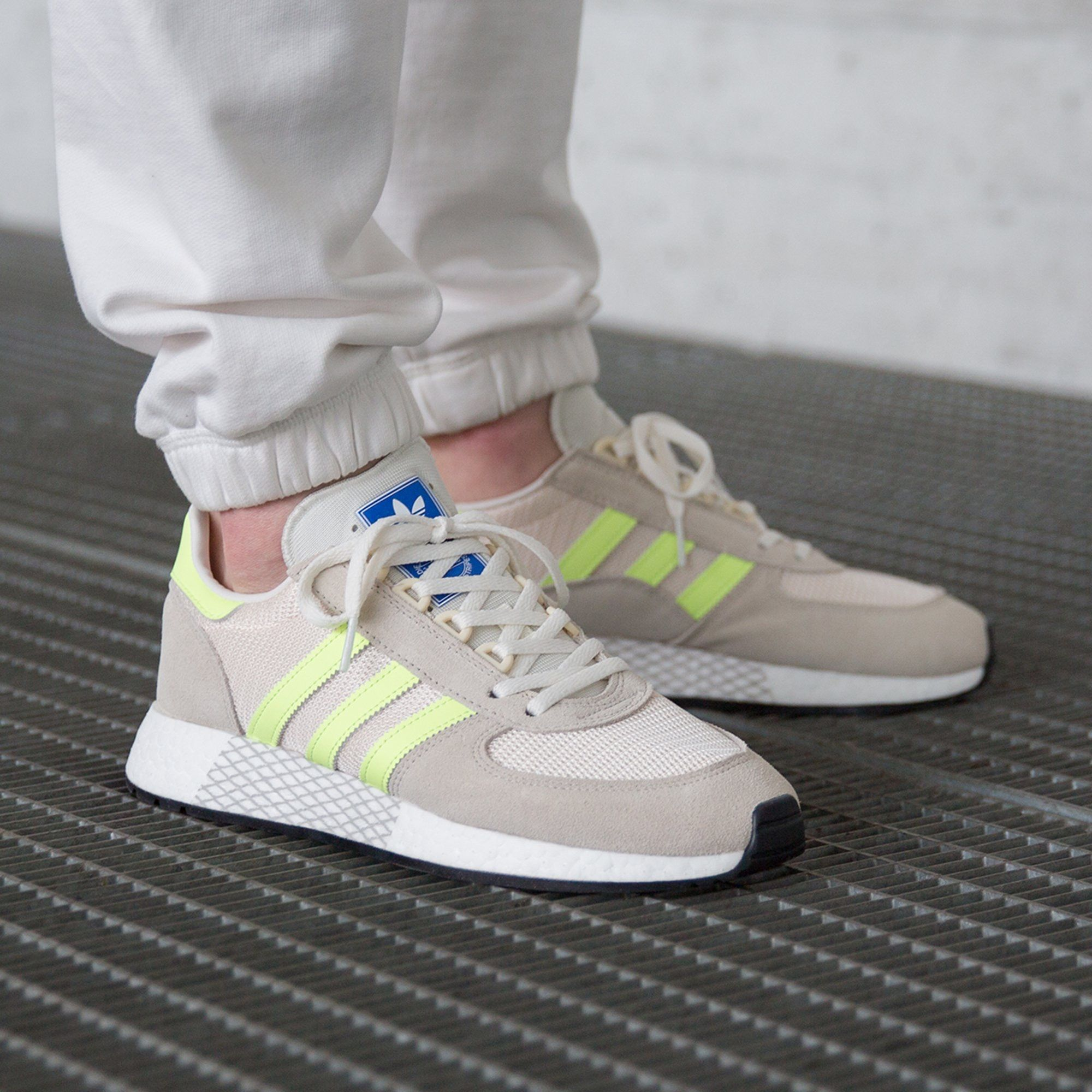 adidas Originals Marathon Tech | Adidas sneakers, Adidas ...