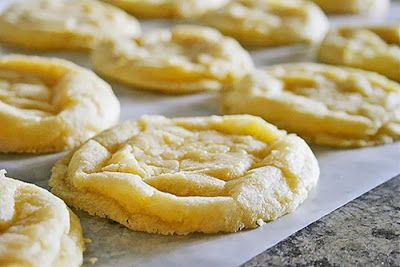 Party with Marty Catering and Party Planning: Lemon Crinkle Cookies