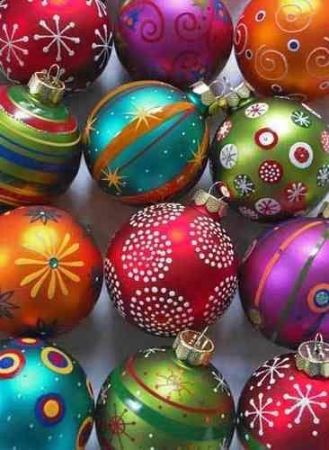Christbaumkugeln bunt glas eufaulalakehomes for Weihnachtskugeln glas grau