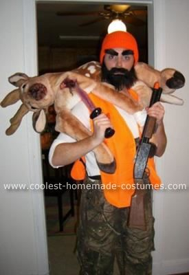 Coolest Rugged Deer Hunter Costume | Costumes, Halloween ideas and ...