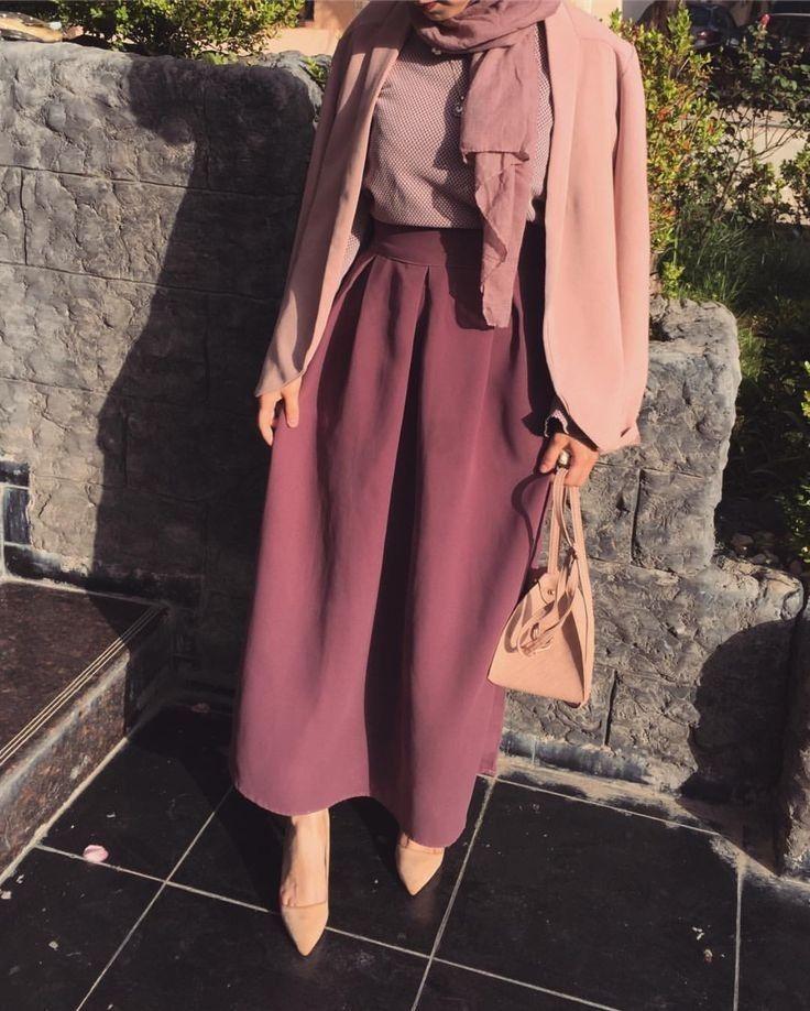 modest hijab dresses