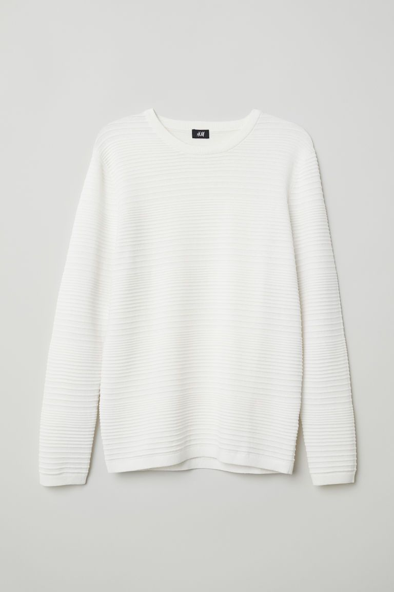 ff7818e25e0fc9 Louis Vuitton Sweater white knit sweater, with off white shoulders. Brand  new, with receipt! Louis Vuitton Sweaters Crew & Scoop Necks | My Posh  Picks ...