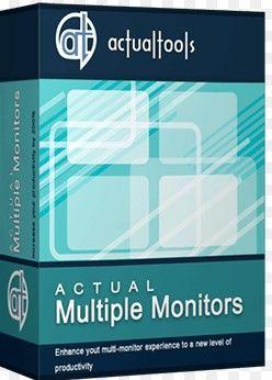 actual multiple monitors 8.11 1 key