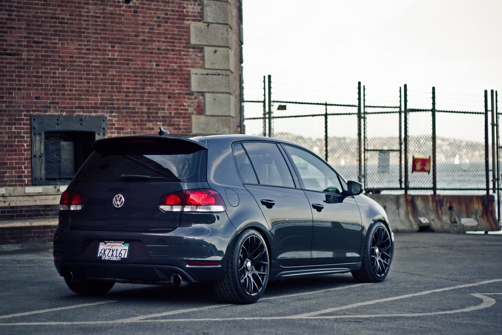 VW Jetta Rims >> FS: Miro 111 Black 18x8.5 ET45 (Bay Area) - VW GTI MKVI ...