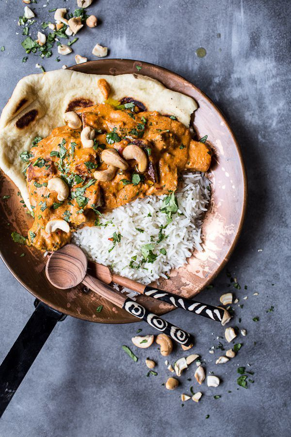 Creamy Cashew Indian Butter Paneer…with Fried Paneer! (via Bloglovin.com )