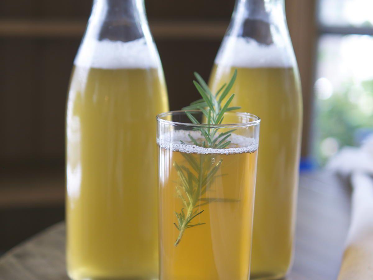 How to Brew Your Own Kombucha Kombucha, Health food