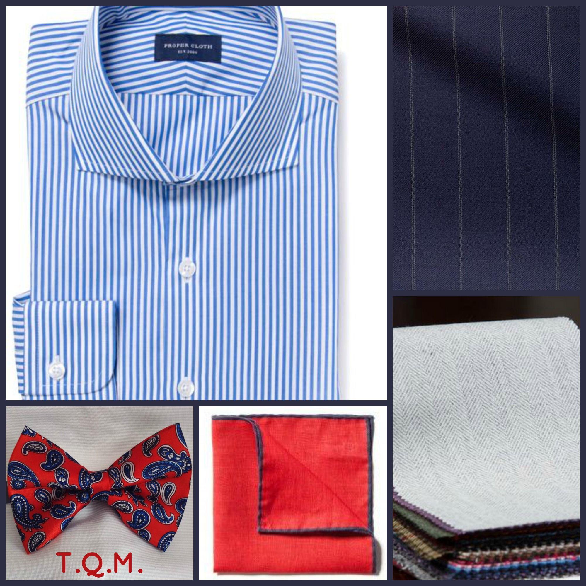 Blue Dress Shirt Tie Combo Bcd Tofu House