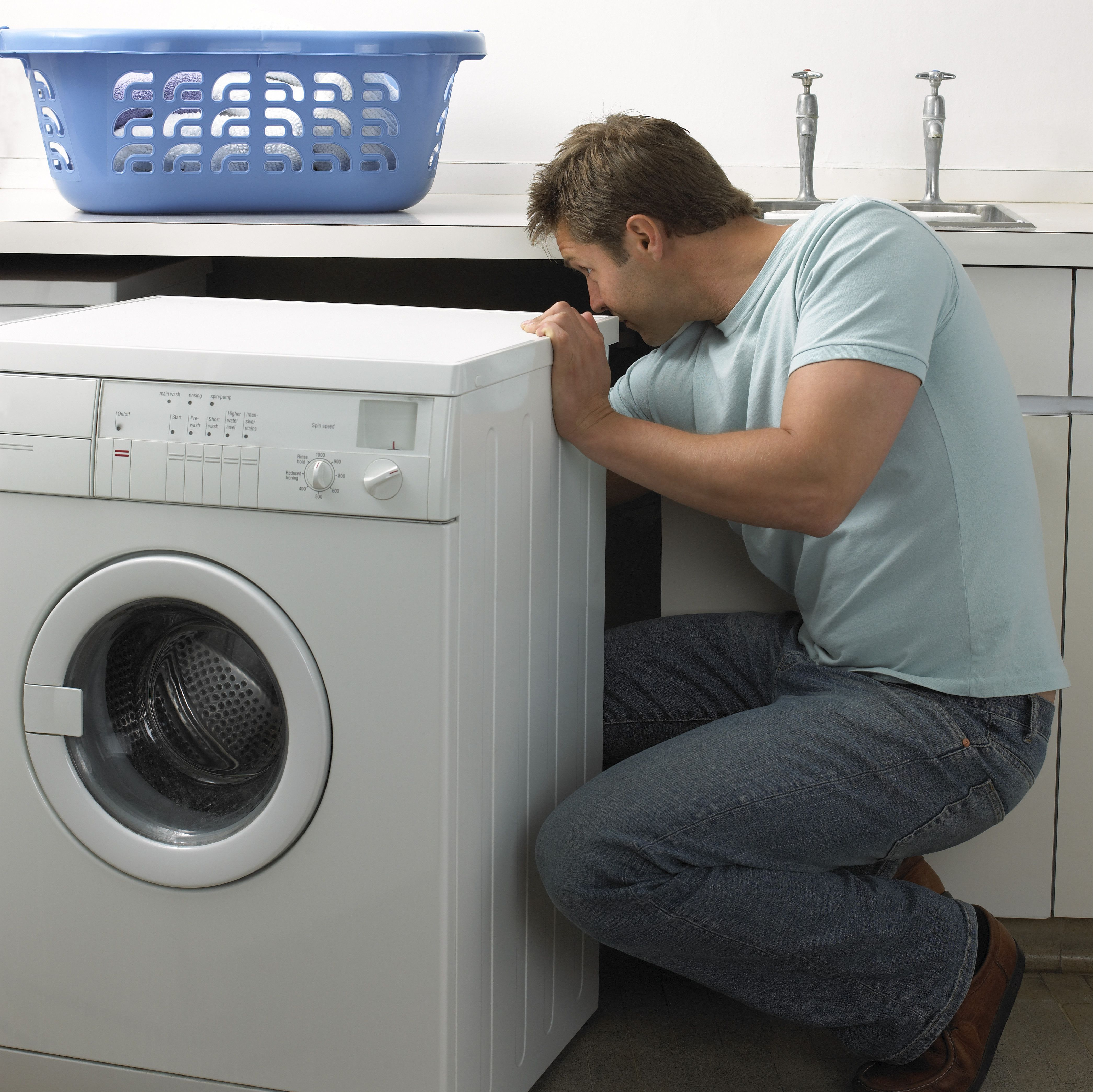 Does Your Washer Shake Rattle And Roll Washing Machine Home