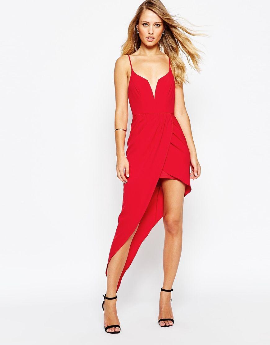 Ginger Fizz Asymmetric Dress | Wedding, Of and Dresses