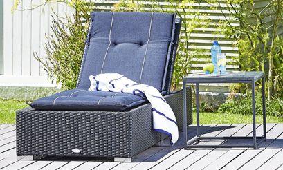 Avansert Solvogn fra JYSK - Se udvalget af solvogne her | Sommerhus ON-86