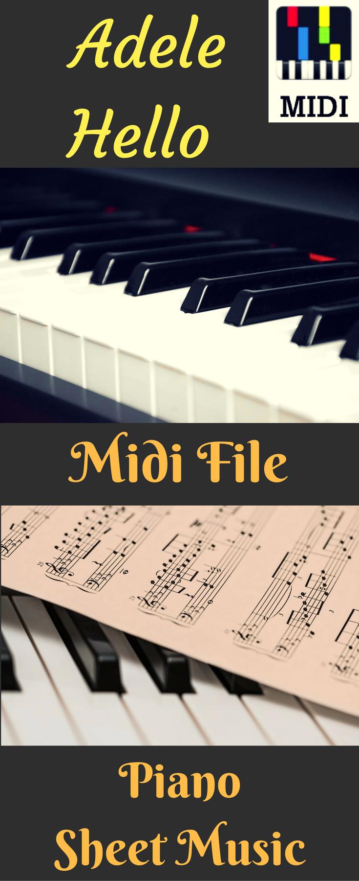 online midi piano
