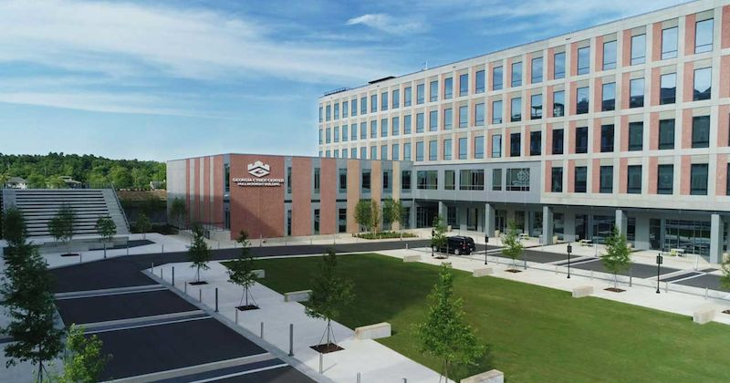 Parsons corporation expanding at cyber center