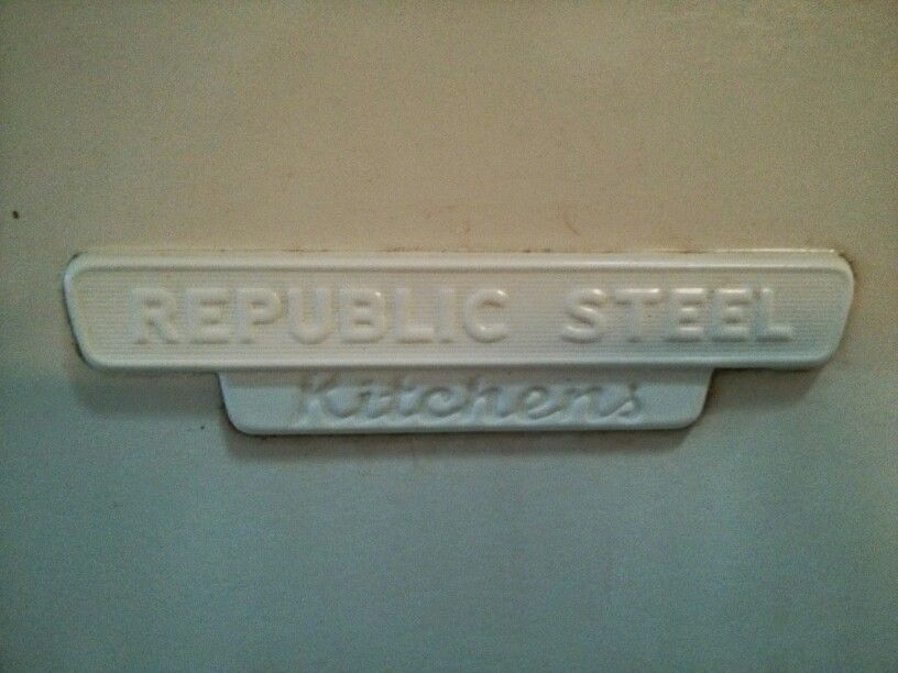 Kitchen cabinets - Republic Steel Kitchens | Steel kitchen ...