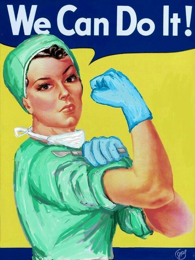 Resultado de imagen de nurse you can
