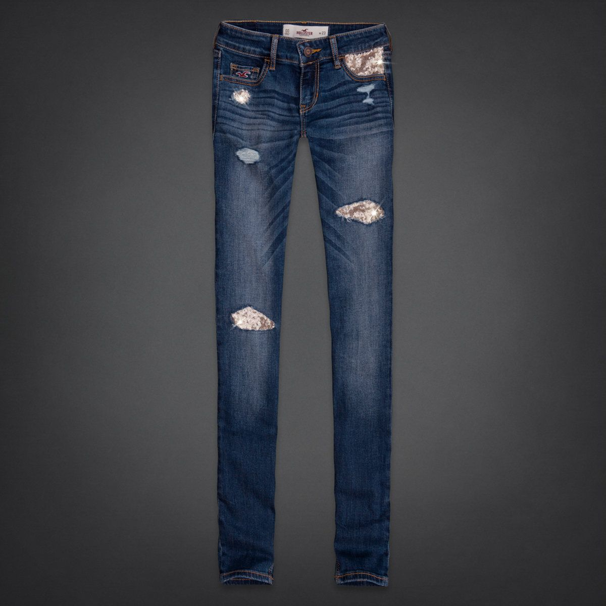 Hollister glitter jeans | cute clothes | Pinterest | See ...
