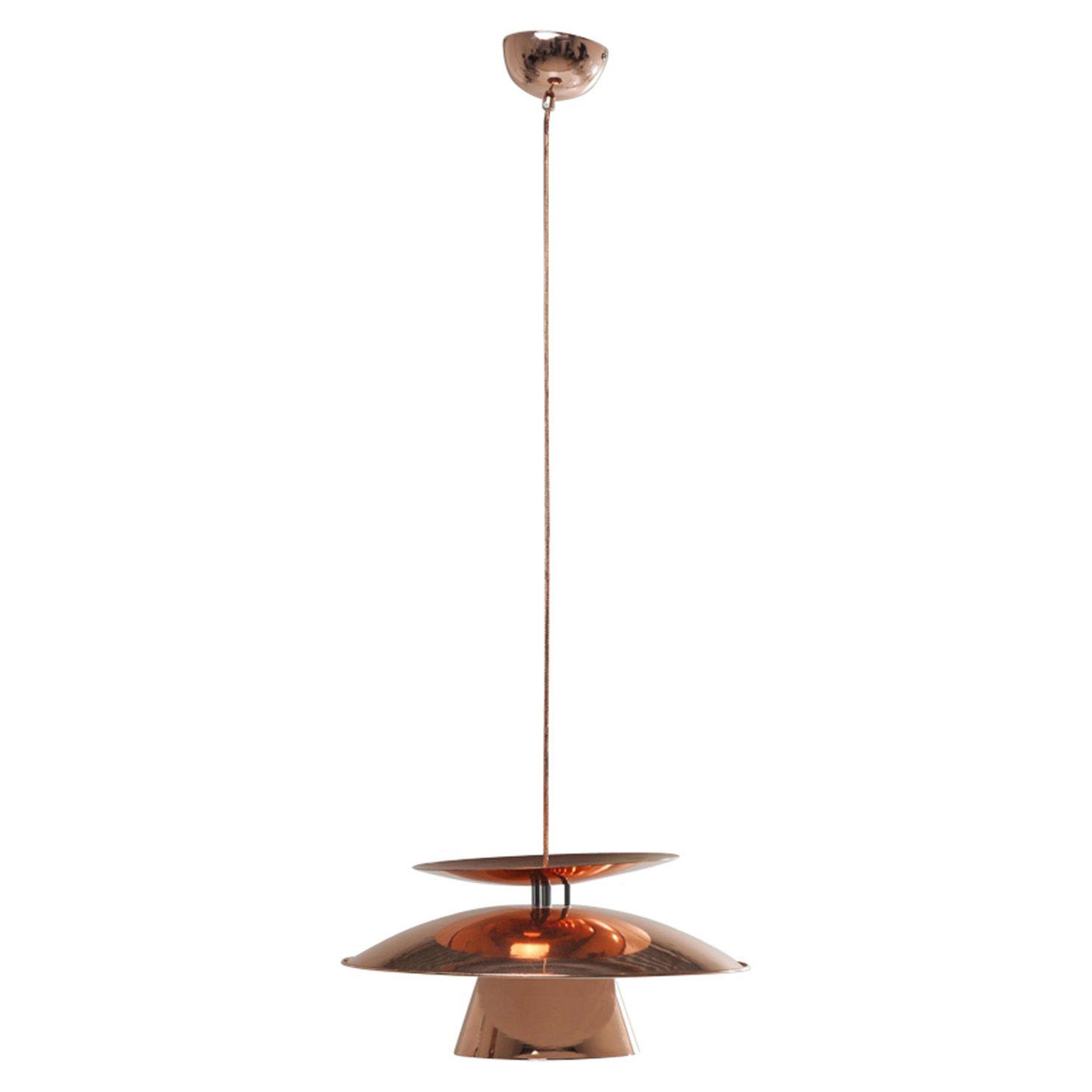 Copper flying saucer pendant lamp flying saucer and pendant lamps copper flying saucer pendant lamp arubaitofo Gallery