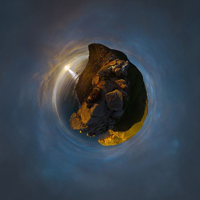Little Planets - Andrew Bodrov